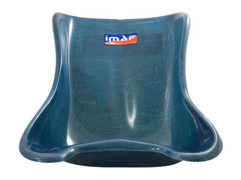 Racing Seats blu front