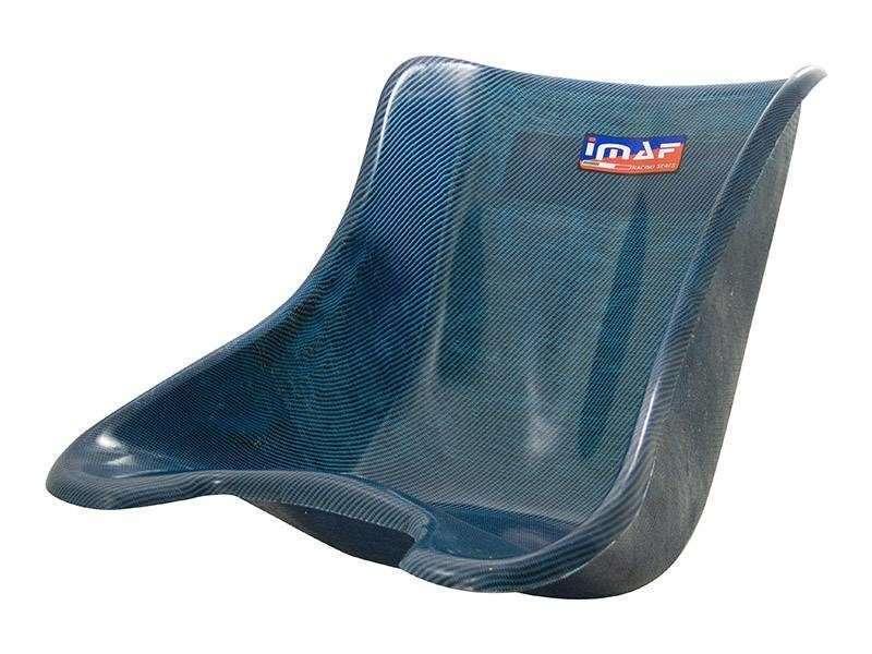 Racing Seats blu side