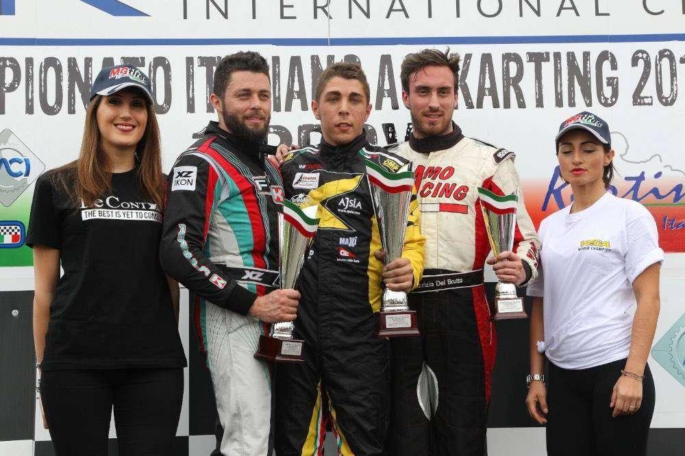 D'Attanasio Filippo go kart 01